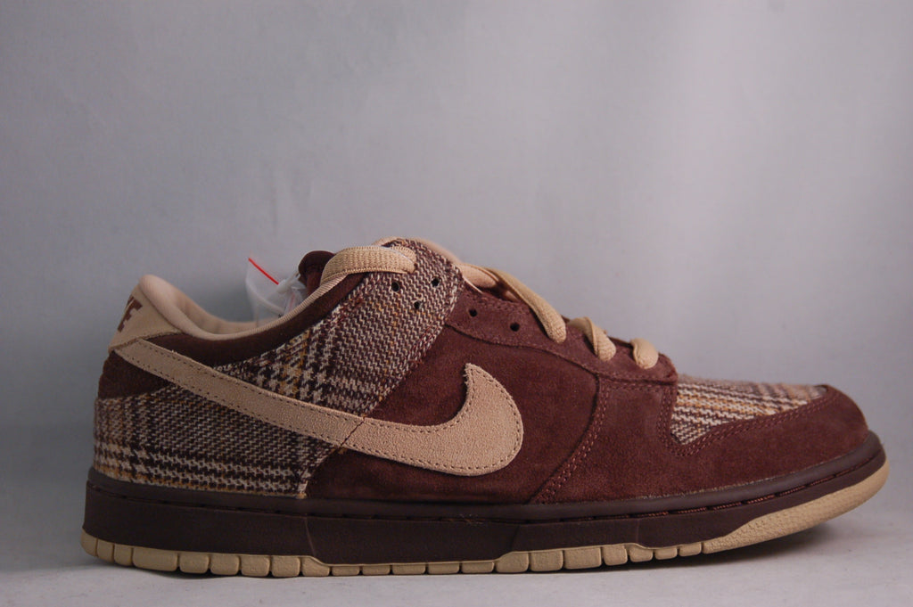 Nike Dunk Low SB Tweed