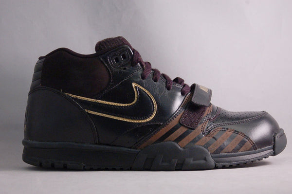 Nike Air Trainer 1 Mid PRM Black/Gold