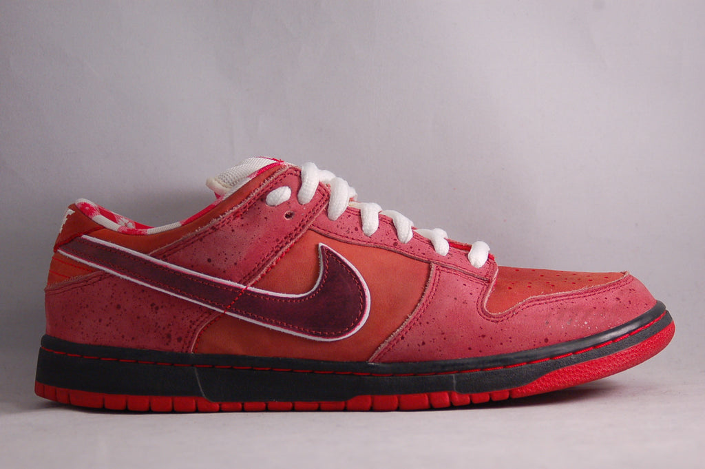 Nike Dunk Low SB Red Lobster
