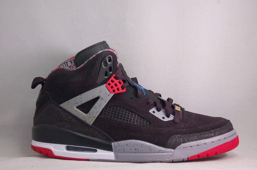 Jordan Spizike Black Cement