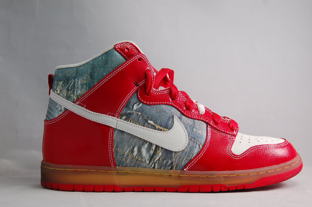 Nike Dunk High SB Shoe Goo