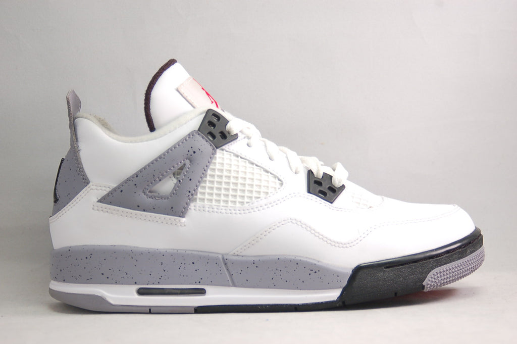 Jordan IV White Cement 2012 GS