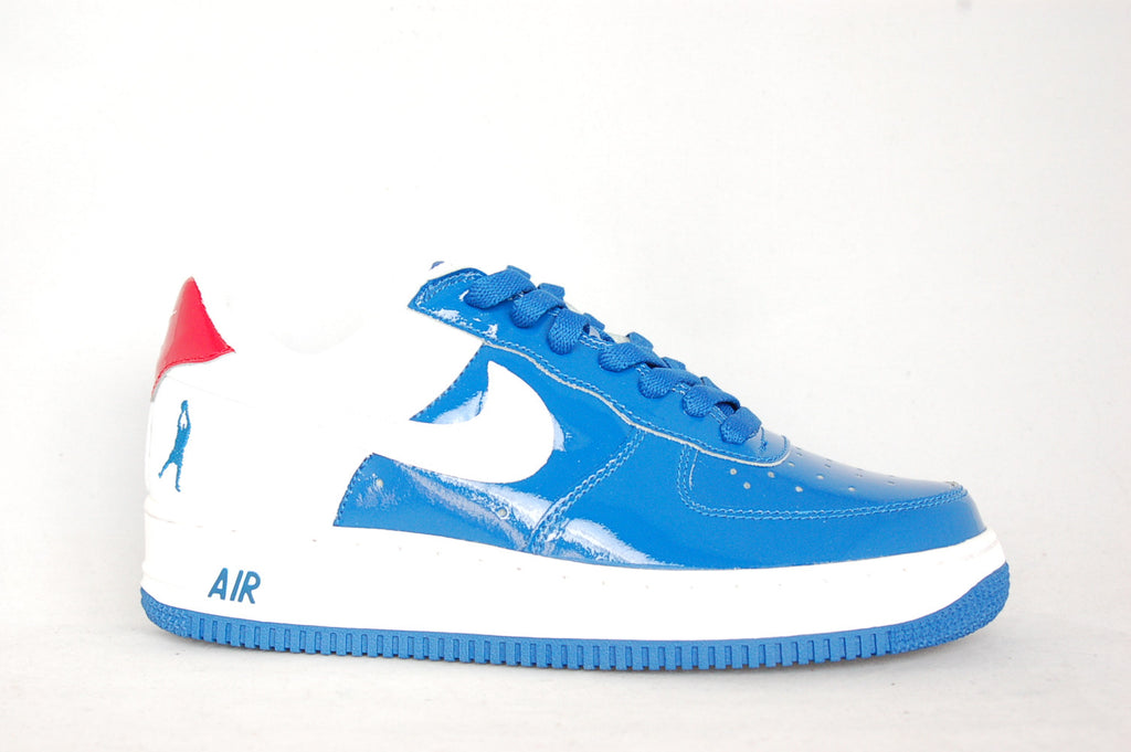 Air Force 1 Sheed Blue/White