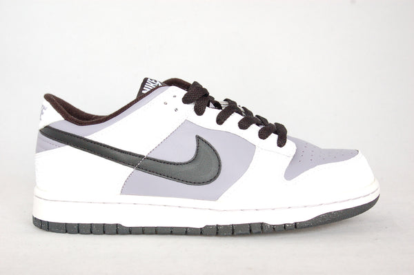 Nike Dunk Low Womens White/Purple