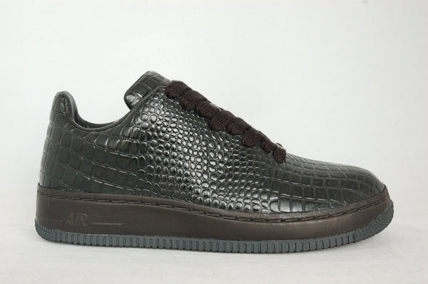 Air Force 1 Swooshless Snakeskin