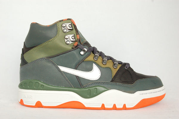 Air Force 3 Green/Orange