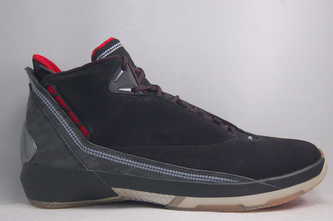 Jordan XX2 Black/Red GS