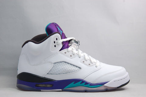 Jordan V Grape 2013 GS