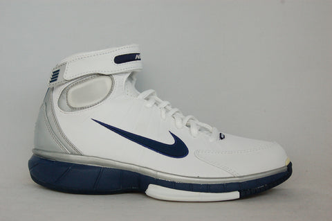 Nike Total Package White/Navy