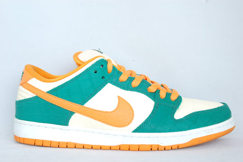 Nike Dunk Low SB Pine/Yellow