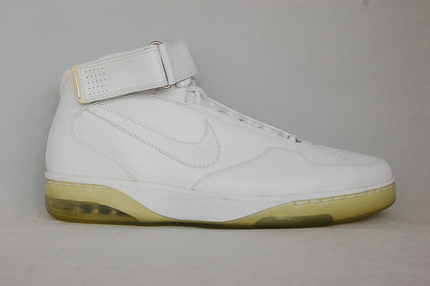 Air Force 25 White