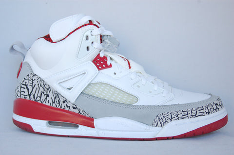 Jordan Spizike White/Red
