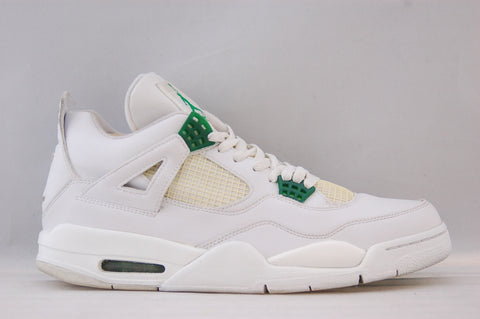 Jordan IV White/Green GS