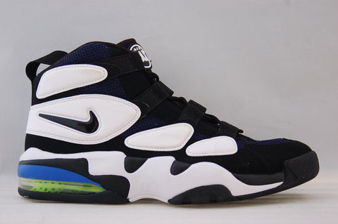 Nike Air Max Uptempo 2 Black/White