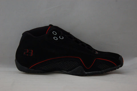 Jordan XXI Low Black/Red