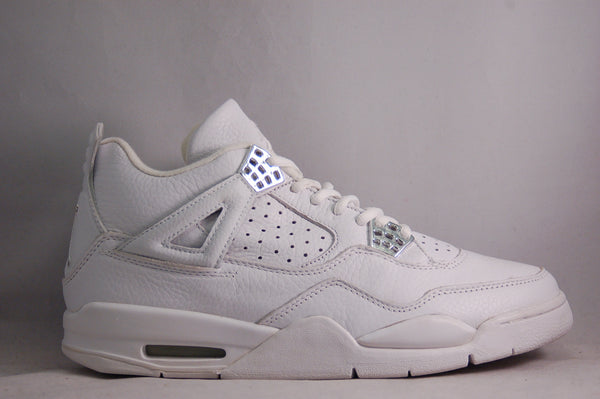 Jordan IV White/Chrome GS