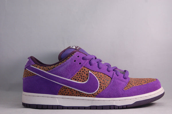 Nike Dunk SB Purple Safari