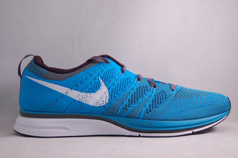 Flyknit Trainer Turquoise