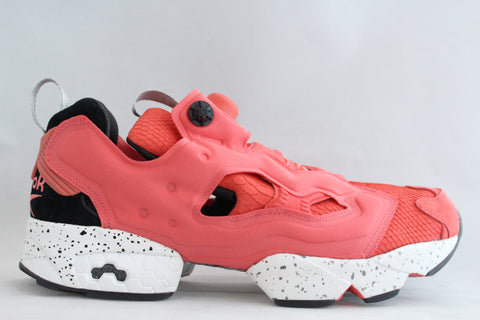 Reebok Pump Fury X END Clothing Salmon