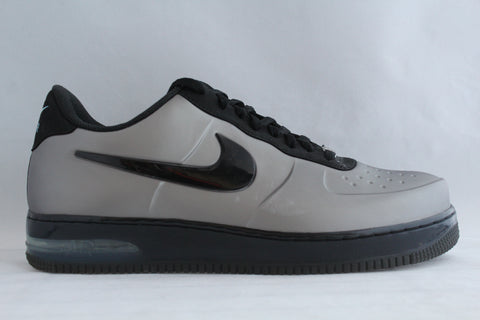 Air Force 1  Low Foamposite Silver