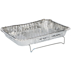 Gray BBQ Collection instant BBQ Aluminium 600 Gramm