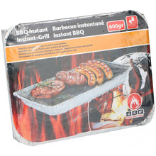 Laden Sie das Bild in den Galerie-Viewer, Light Salmon BBQ Collection instant BBQ Aluminium 600 Gramm