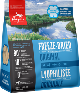 Freeze-Dried Original Dog Food