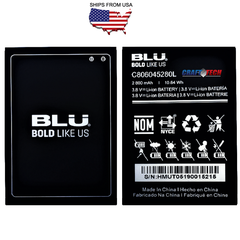 C806045280L Original OEM LI-ion Battery for BLU G6 Phone Model G0210