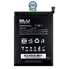 For BLU G70 G0250ww Original OEM Battery P866546390L