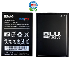 BLU OEM Li-ion Battery C806045280L for BLU Vivo X5 V0490UU 5.7