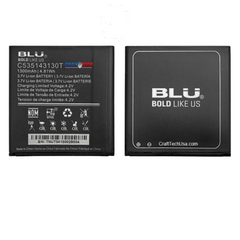 for BLU Advance 4.0 L A010L OEM Battery C535143130T