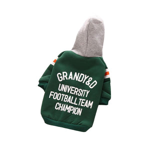 Dog  Grandy Hoodies
