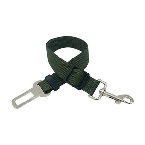 Dog Car Seat Belt Safe Harness