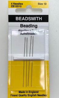 English Beading Needle - Size 10