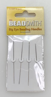 Big Eye Beading Needle - multi package