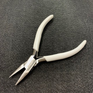 Chain Nose Box Joint Plier with spring
