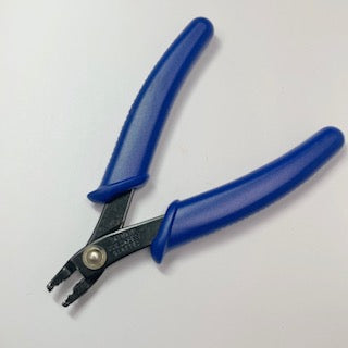 Crimping Plier with spring