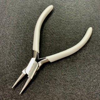 Round Nose Box Joint Plier with spring