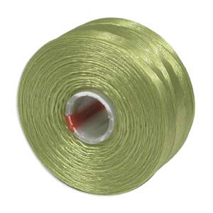 S Lon D Thread - Chartreuse