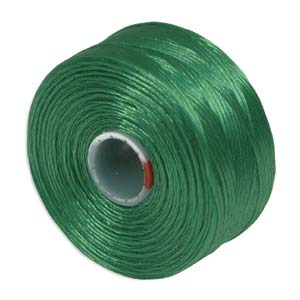 S Lon D Thread - Green
