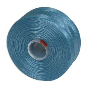 S Lon D Thread - Turquoise Blue