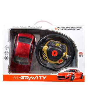 S4 - Gravity Car with Handle Control | Chargeable | Wireless Handle Controller