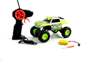 Wild Mini Off Road 4WD Rally Car | 1:20 Scale | R/C Oversized Tires | Rechargeable
