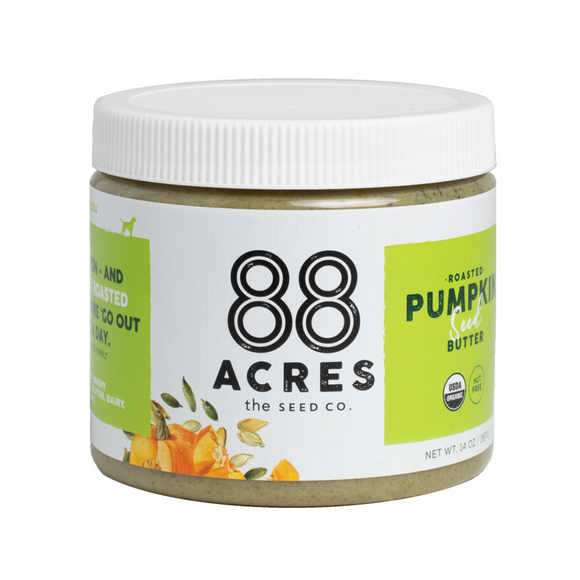 88 Acres, Butter Pumpkin Seed Regional, 14 oz