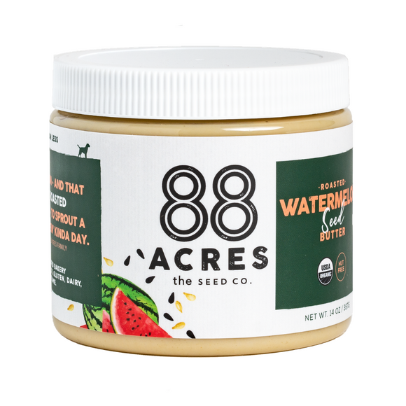 88 Acres, Butter Watermelon Seed Regional, 14 oz