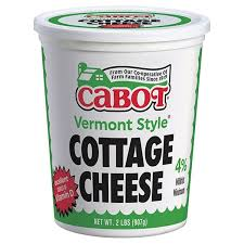 Cabot, Cheese Cottage Regional, 16 oz