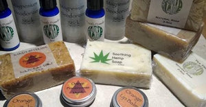 Earthmade, Soap Soothing Hemp Catskill NY, 1 unit