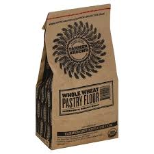 Farmer Ground, Flour Whole Wheat Pastry Organic Regional, 2 lb