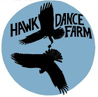 Hawk Dance, Candle Taper Hillsdale NY, 8""