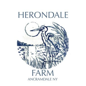 Herondale, Chicken Sausage Hot Italian Pasture Raised Ancramdale NY, 1 lb